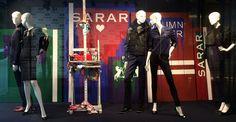 Concept: Domagoj Mrsic / Sayonara Visual Concepts | Store: SARAR | Address: Königsallee 82, 40212 Düsseldorf | Mannequins: GENESIS MANNEQUINS, Vision Female and Vision Male