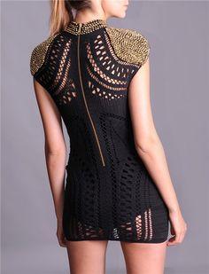 Платье крючком (идея для вязания). Обсуждение на LiveInternet - Российский Сервис Онлайн-Дневников