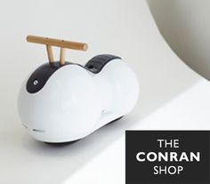 Our new Spherovelo launching through The Conran Shop