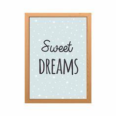 Pôster sweet dreams