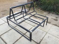 Rock and Roll bed for Camper Van conversions. 3/4 and Full Width also custom sizes made. Maximum 2 w