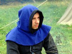 A hood type 1. SPES Medieval Market