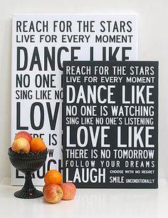 Dance Love Laugh