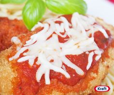pollo milanesa queso salsa espagueti spaguetti spagueti espaguetti  pechuga milanesa