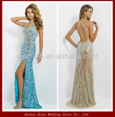 #design your own prom dress, #prom dress patterns, #mermaid long side slit prom dress