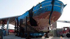 Offerte di lavoro Palermo  La strage è avvenuta il 18 aprile 2015 al largo della Libia e il barcone è stato recuperato  #annuncio #pagato #jobs #Italia #Sicilia Naufragio con 700 migranti morti 18 anni al capitano e 10 milioni di sanzioni