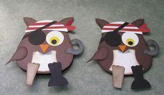 Precious! Pirate owls