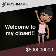 Welcome fabulous people! Hello😍loves! My closet 411💁🏽 I'm posh compliant & I'm not open to trades. I love to provide excellent customer service, communication, & I take pride in ensuring that your transaction is a pleasant one in every way! Please don't allow things out of my control to affect how you rate. It's not fair to sellers who dedicate time to stellar customer service. I ship same/next business day 🛫📦. If you have questions about anything, please ask! Other
