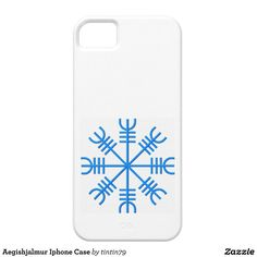 Aegishjalmur Iphone Case