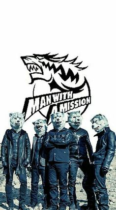 MAN WITH A MISSION Cosplay, Music, Movie Posters, Fictional Characters, Beast, Musica, Musik, Film Poster, Muziek