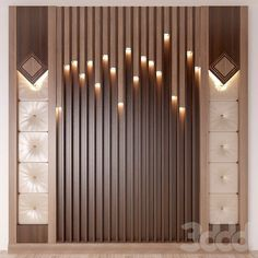 Stylish Living Room Decor Ideas: Update Your Living Room Design Feature Wall Design, Wall Panel Design, Wall Decor Design, Ceiling Design, Wooden Wall Design, Home Room Design, Home Interior Design, Living Room Designs, Living Room Decor
