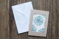 Succulent greeting card cute birthday card by annmarireigstad