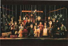 Retrato da Família, Bonecos de Santo Aleixo, Évora, Portugal.