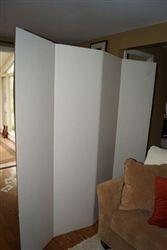 Cheap College Dorm Divider - Room Divider