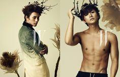 BTS video for Junho's 'W Korea' photo shoot revealed