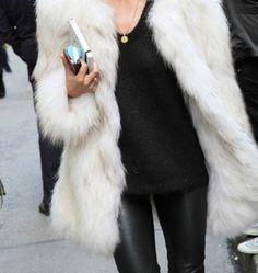 coat white fluffy fur faux faux fur faux fur jacket fur jacket faux fur coat fur coat winter outfits fashion girl shirt pants jacket beautiful big cream