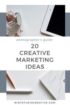 Out of the box ideas for marketing your photography business. Out of the box ideas for marketing your photography business. Start Up Business, Starting A Business, Business Tips, Online Business, Photography Marketing, Photography Business, Photography Tips, Abstract Photography, Artistic Photography