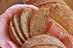 Hradecký kváskový chléb | Kurzy pečení chleba Bread, Food, Brot, Essen, Baking, Meals, Breads, Buns, Yemek