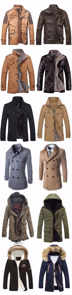 2ab190dbf7e Mens jackets. Jackets are a vital part of every man s set of clothes. Men