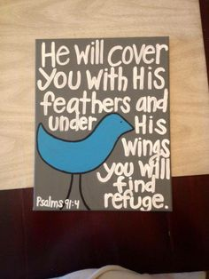 $20 #Psalms914 #bibleverse #canvas #diy #crafts