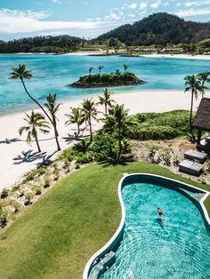 Gallery Beautiful Islands, Beautiful Places, Beautiful Hotels, Places To Travel, Places To Go, Travel Destinations, Fiji Travel, Travel Plane, Travel List