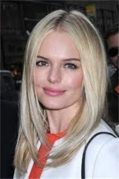 Kate Bosworth - Blonde Hair fair skin