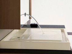 option 3 - Fireclay Wading Pool Bathroom Sink contemporary bathroom sinks