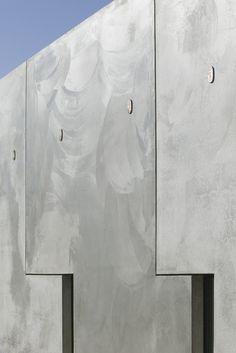 Planar House, Paradise Valley, Arizona by Steven Holl Architects