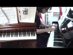 Piano Lesson: B Minor Scales in Legato and Staccato