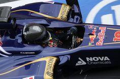 Ricciardo (Barcelona Testing 3 - 2013)