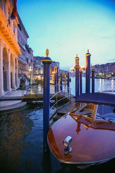 Venice Italy - James Bond settings