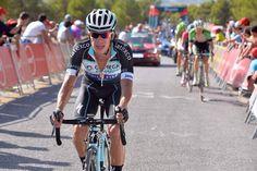 Vuelta a España 2014 - Stage 6: Benalmádena - Cumbres Verdes (La Zubia) 167.7km - Rigoberto Uran
