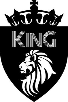 King Emblem Lion Badge Crown Symbol L Lion Images, Lion Pictures, Leon Logo, King Crown Drawing, Crown Symbol, Tribal Lion, Beard Logo, Image Jesus, Blur Background Photography