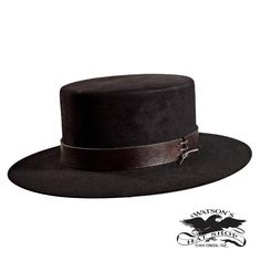 We created this hat to have a top hat crown but to be a cowboy hat style. This was a style of hat worn in the by cowboys. Very similar to the Vaquero style cowboy hat.Shown in Beaver Blend Custom Cowboy Hats, Western Hats, Fadora Hats, Cowboy Hat Styles, Mens Fashion Casual Shoes, Hat Shop, Cool Hats, Brim Hat, Hats For Men