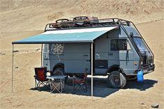 Volkswagen LT40 4x4 Camper