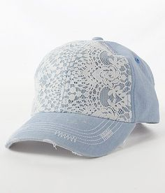 Lace Overlay Hat - Women's Hats | Buckle