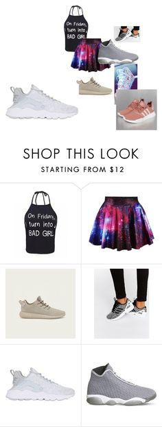 """Untitled #54"" by alyson-contreras on Polyvore featuring adidas, Concord and NIKE"