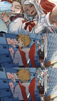 M Anime, Fanarts Anime, Haikyuu Anime, Otaku Anime, My Hero Academia Shouto, My Hero Academia Episodes, Hero Academia Characters, Funny Anime Pics, Cute Anime Guys