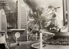 Palisades Amusement Park Fire 1944