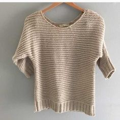 Staring at stars thick knit sweater Warm and cozy - from urban outfitters. Feel free to ask me any questions you'd like. Also don't forget to use the offer button  Urban Outfitters Sweaters