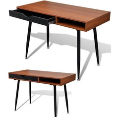Computer Workstation Desk Office Furniture Desks Student Home Study Table Drawer in Home, Furniture & DIY, Furniture, Desks & Computer Furniture | eBay