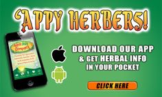 """If you're 'appy and you know it clap your hands""""  Find a shop, look for a herbal recipe, search for a herb or simply just keep up to date with all the new and wonderful exclusive herbal products. http://www.happyherbcompany.com/HHC-app"""
