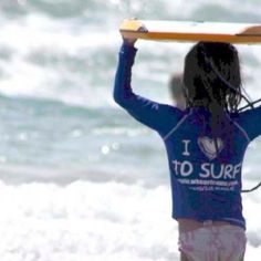 Kids Guppy Surf Camp-All Day at Wrightsville Beach. Find it here: http://www.wbsurfcamp.com/camps/camp_kids.asp