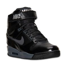 Women's Nike Air Revolution Sky Hi Casual Shoes and other apparel, accessories and trends. Browse and shop 3 related looks.