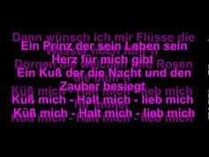 Küß mich,halt mich,lieb mich-lyrics.mpg - YouTube Kristina Bach, Live Stream, Chor, Periodic Table, Movies, Baby Kiss, Lyrics, Periodic Table Chart, Films