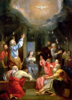 why is pentecost seen as the birth of the church