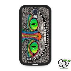 Alice In Wonderland Cat Cheshire Samsung Galaxy S4 Case