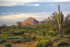 Greyhawk Golf Course, AZ