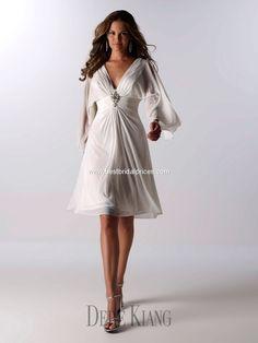 short bridal gowns | Dress wedding » Short american wedding dress