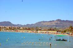 Wassertemperaturen in Andalusien